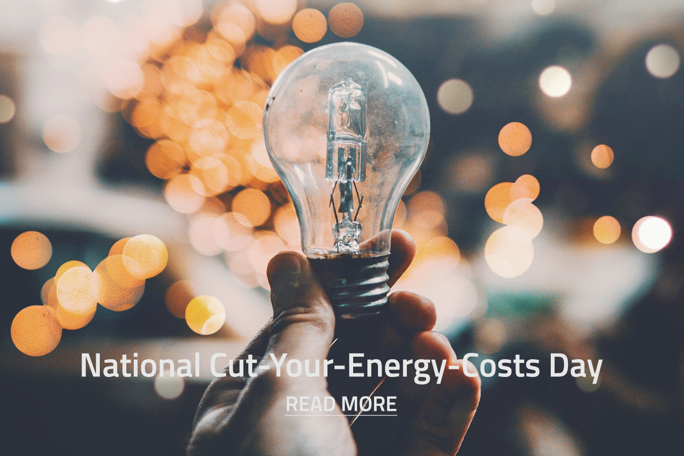 National Cut-your-energy-costs Day, Jan 28, 2019